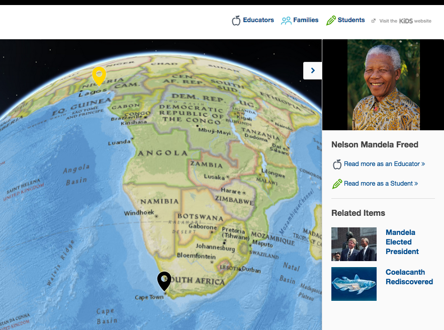 Featured Globe | National Geographic Society